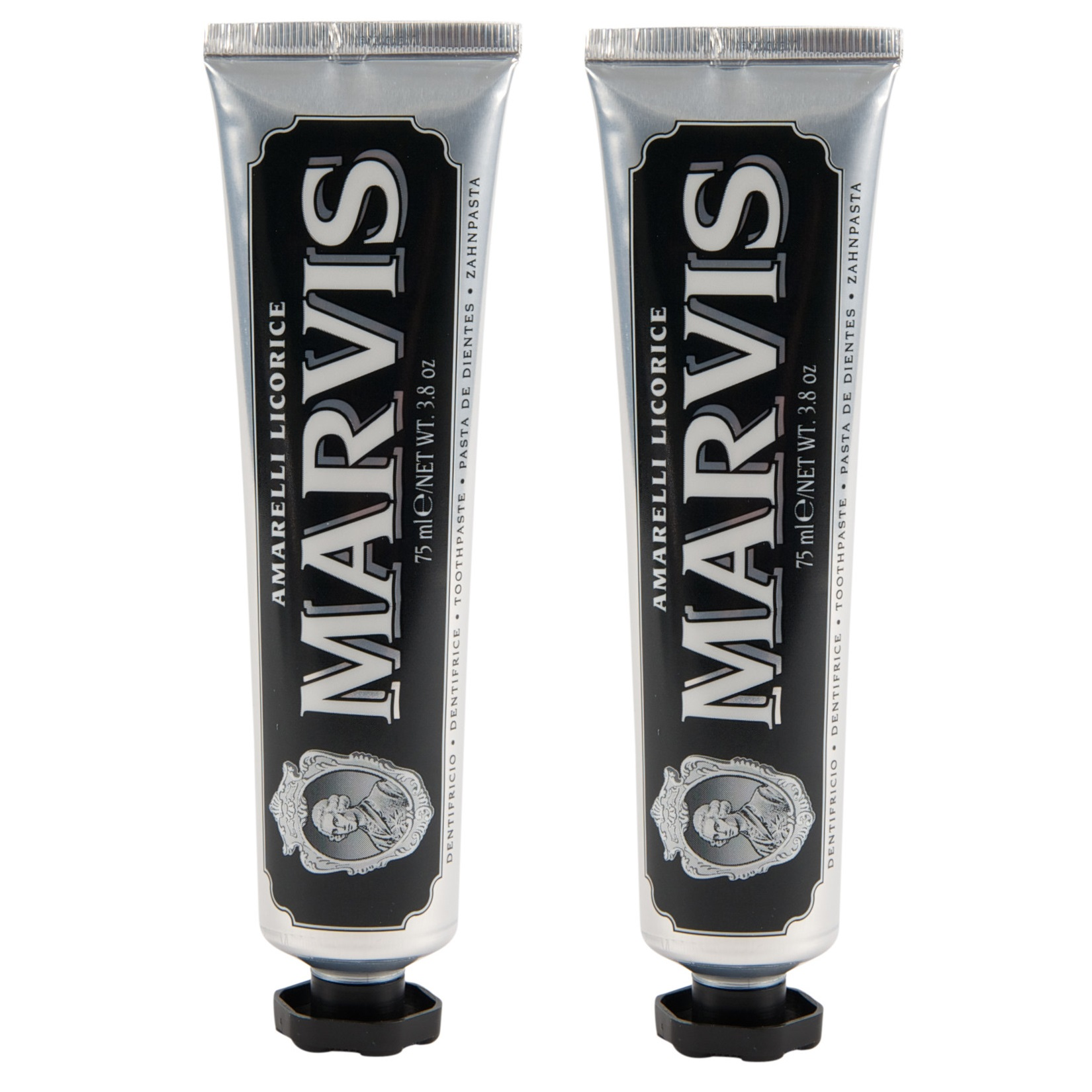 MARVIS - Toothpaste Licorice Mint 2x85 ml