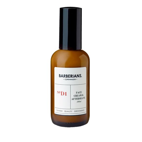 Barberians Copenhagen - Face Cream & Aftershave 100 ml