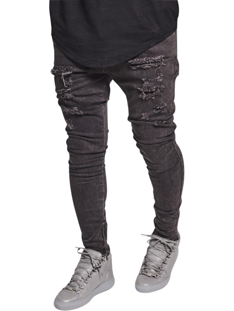 Koop SikSilk Hareem Jeans Washed Brown