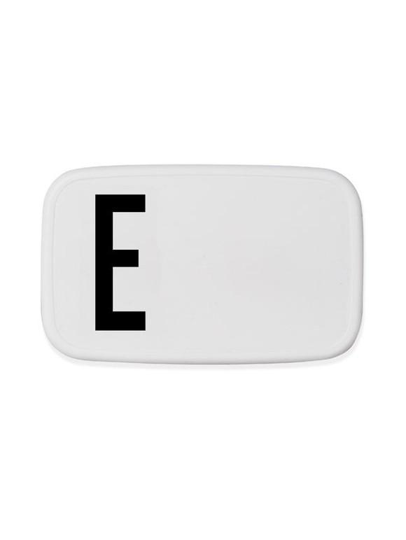 Design Letters  - Personlig Madkasse - E