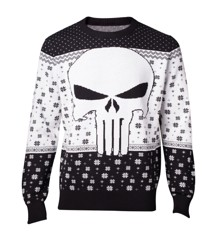 Marvel Punisher Sweater L