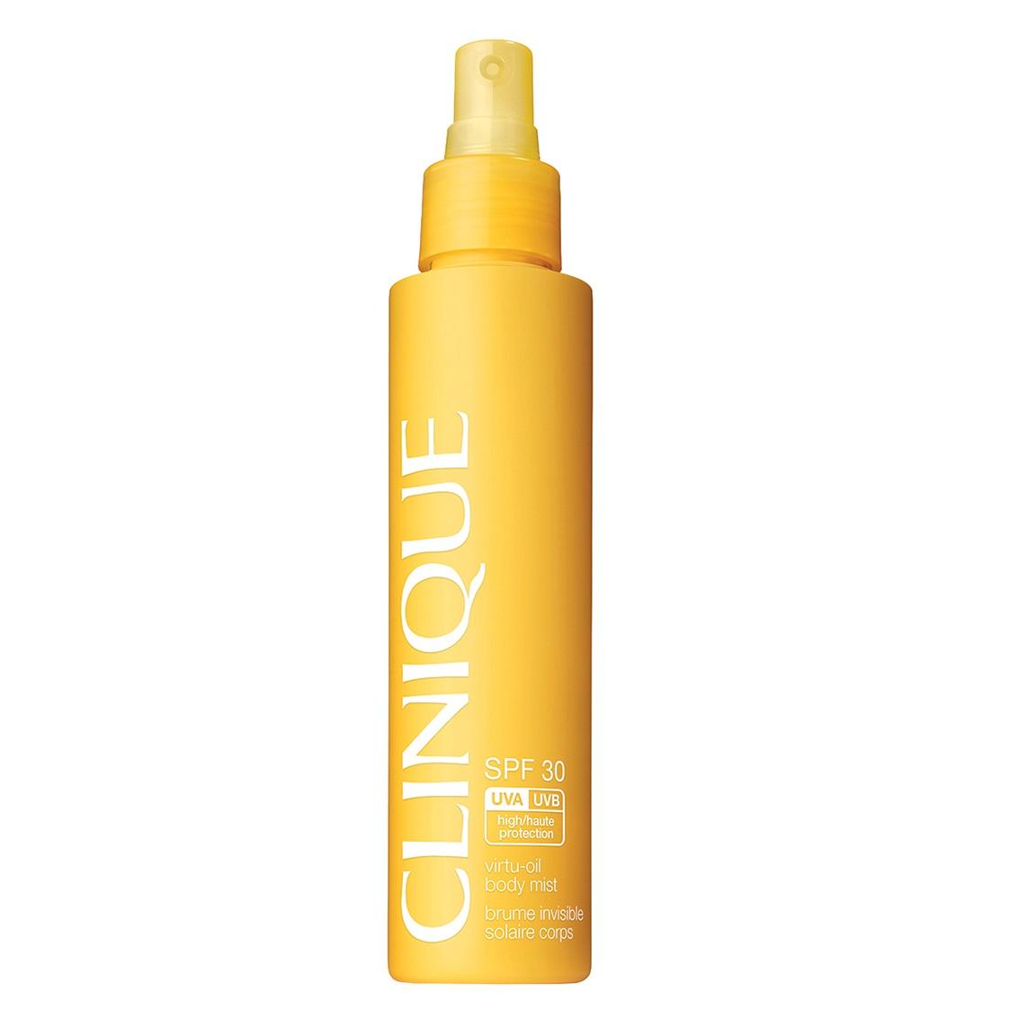 Clinique Sun - Virtu Oil Body Mist SPF30 144 ml