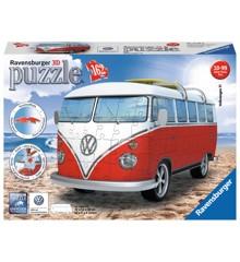 Ravensburger - 3D Puslespil - VW Bus T1, 162 brikker