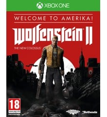 Wolfenstein 2: The New Colossus Limited Edition (Welcome to Amerika)
