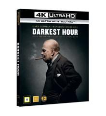 Darkest Hour (4K Blu-Ray)