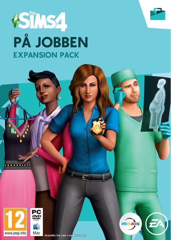 The Sims 4 - På Jobben (NO)