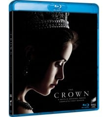 Crown, The: Season 1 (Blu-Ray)