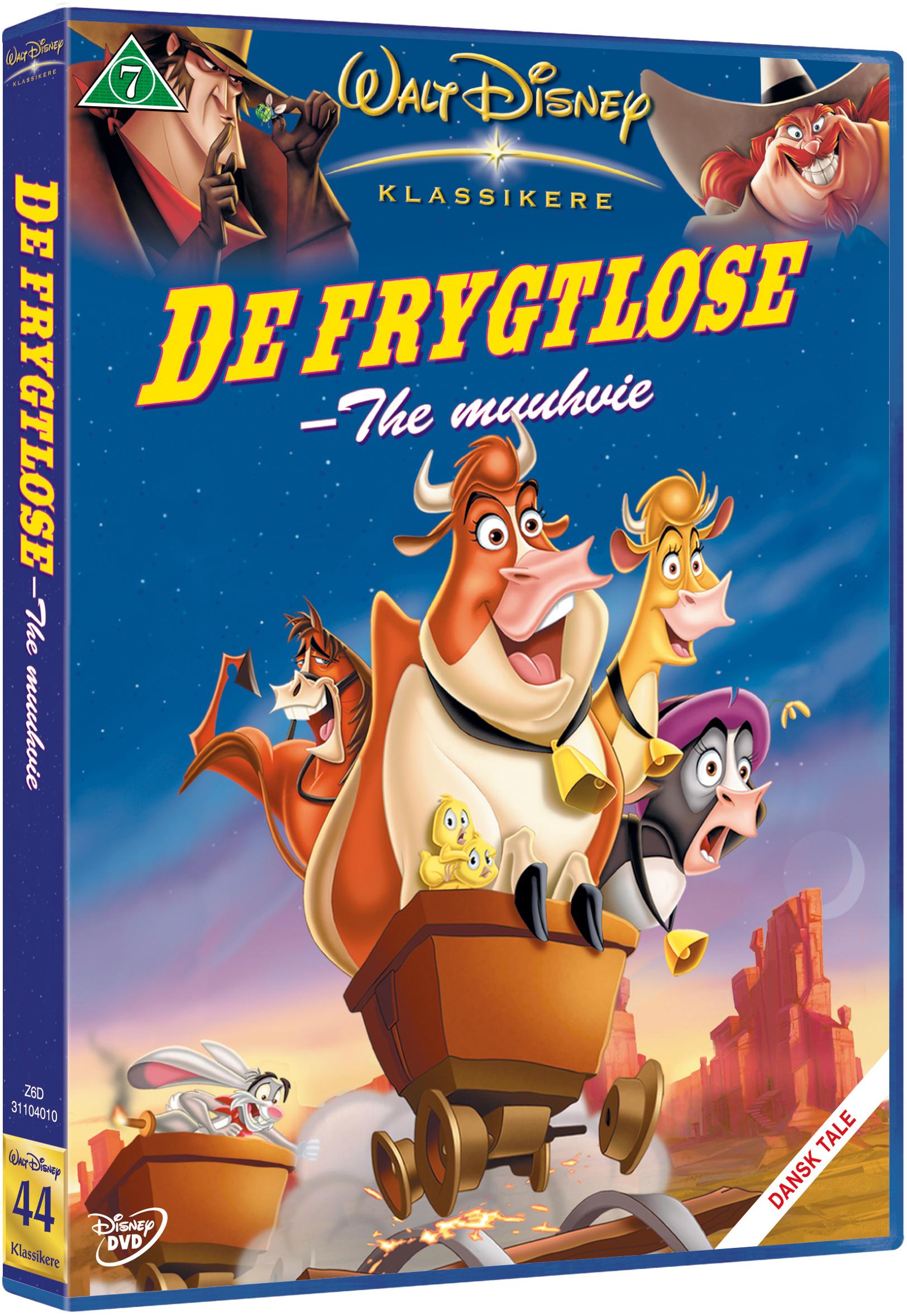 De frygtløse - Disney classic #44