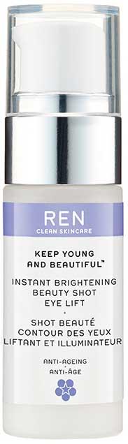 REN - Keep Young and Beautiful Instant Brightening Beauty Shot Eye Lift 15 ml