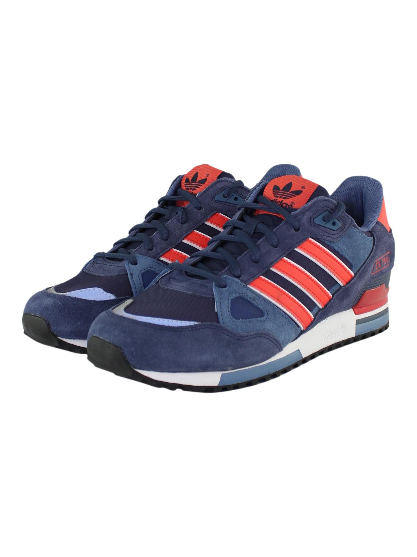 adidas zx 750 blau navy weiß rot