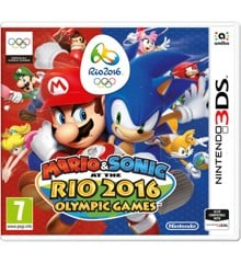 Mario & Sonic at the Rio 2016 Olympics Games (UK, SE, DK, FI)