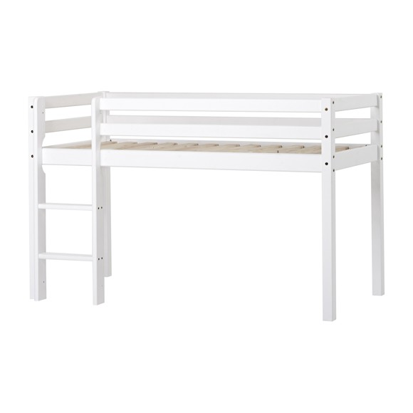 Hoppekids - BASIC Half-high bed 70x160 cm
