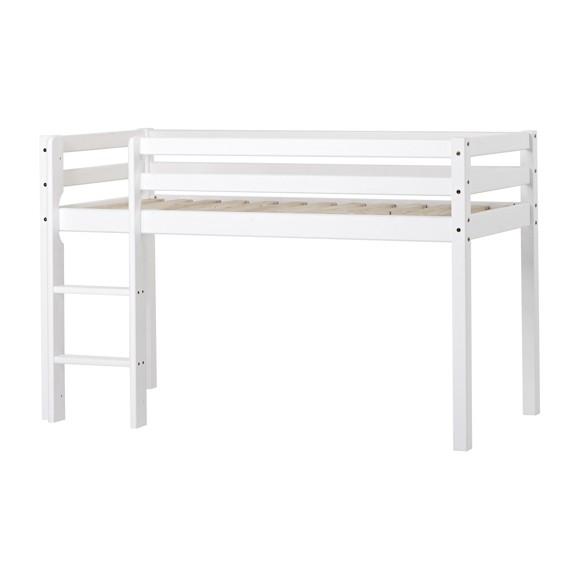 Hoppekids - BASIC Halvhøj seng 70x160 cm