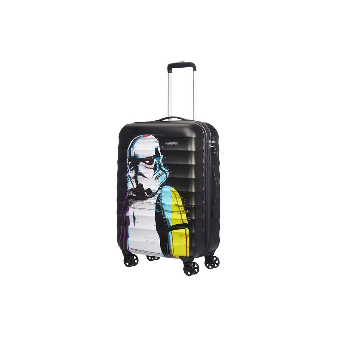 American Tourister Star Wars Hardside Luggage with Spinner Wheels Storm Trooper