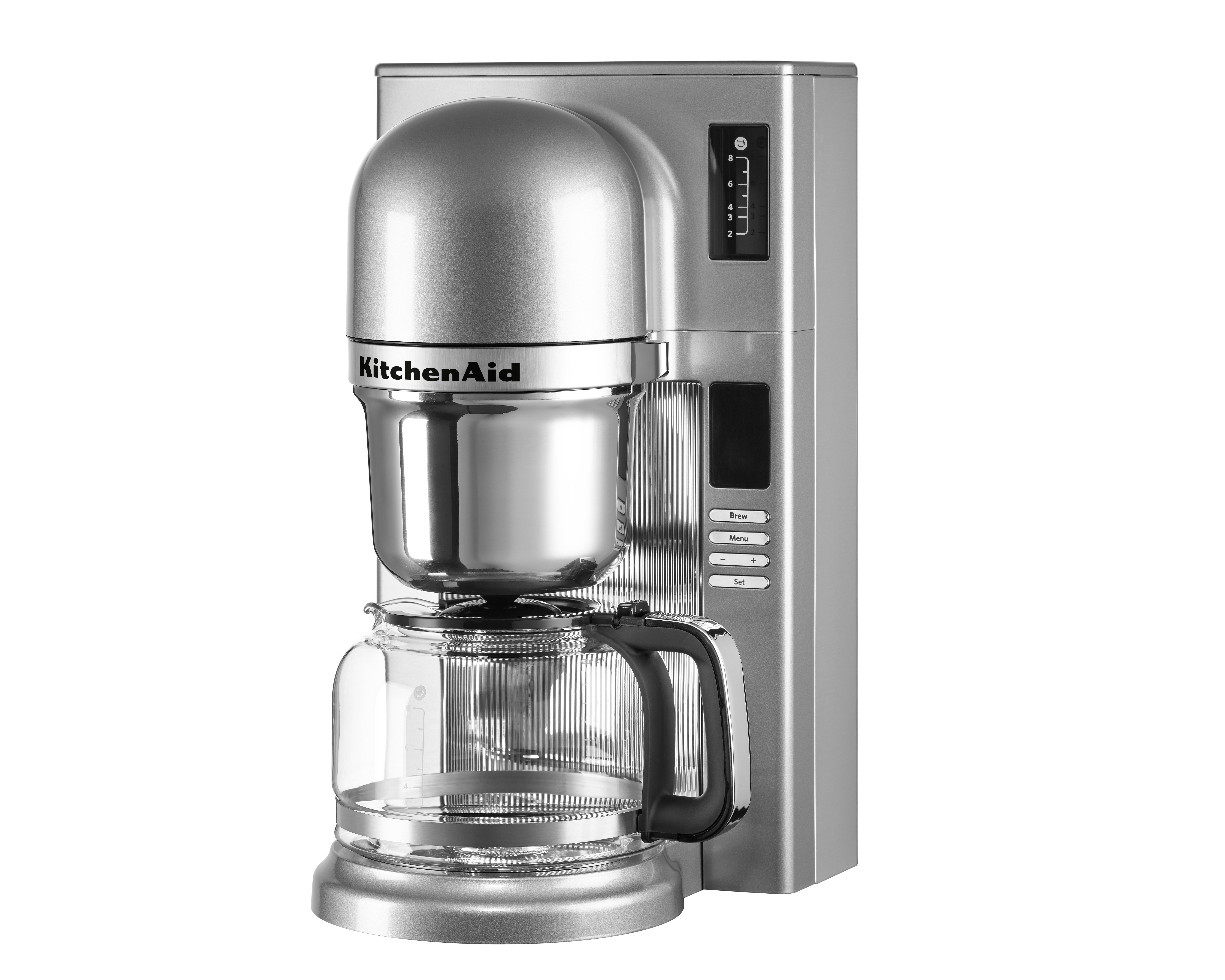 Buy Kitchenaid Pour Over Coffee Brewer Contour Silver
