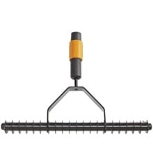 Fiskars - QuikFit Aerator Rake (Single Edge)