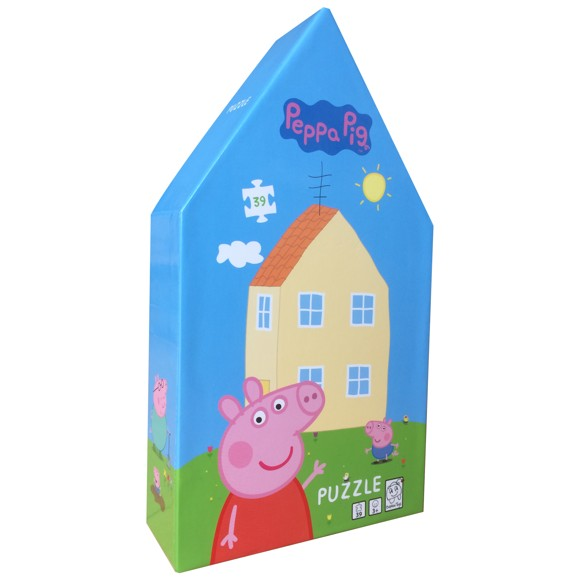 Barbo Toys - Puslespil - Gurli Gris Hus Deco (39 brk.)