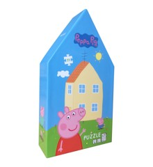 Barbo Toys - Puzzle - Peppa Pig House Deco (39 pcs) (8952)