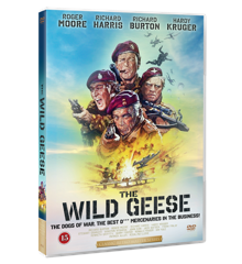 The wild geese -DVD