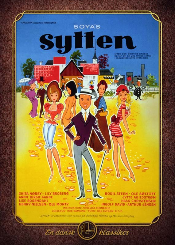Soya´s Sytten - DVD