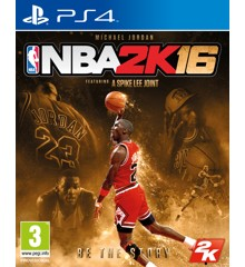 NBA 2K16 - Special Michael Jordan Edition