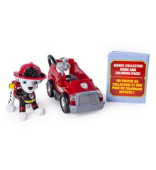 Paw Patrol - Ultimate Rescue Mini - Marshall Mini Fire Cart (20101480)