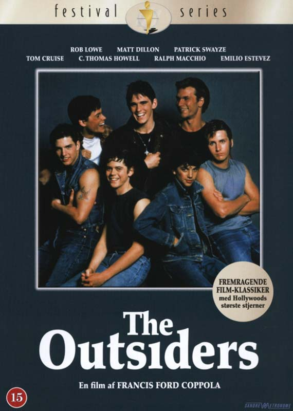 coolshop.co.uk - Outsiders, The – DVD