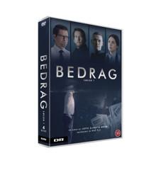 Bedrag - Sæson 1 - DVD
