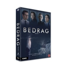 Bedrag - Season 1 - DVD