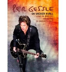 Per Gessle - En Vacker Kväll - DVD