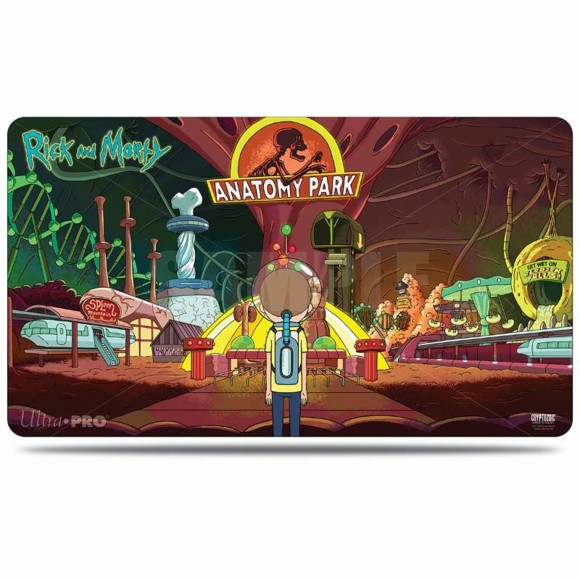 Rick and Morty - Playmat - Anatomy Park (ULT85651)