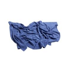 HAY - Frotté Håndklæde 100 x 150 cm - Blå