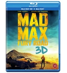 Mad Max: Fury Road (3D Blu-Ray)