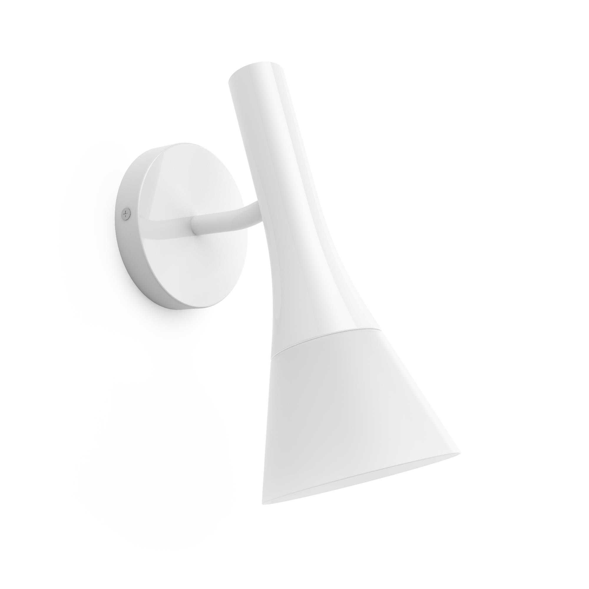 Philips Hue - Explore  Wall Lamp White (Dimmer Switch Included) - White Ambiance