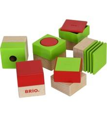 BRIO - Sensoriske klodser