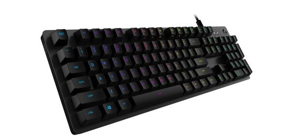 LOGITECH G512 Carbon RGB Mechanical Gaming Keyboard Nordic
