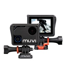 Veho Muvi KX-1 Handsfree 4k Action Camera with 12MP Lens (VCC-008-KX1)
