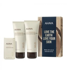 AHAVA - Naturally Pure Mud Trio - Gavesæt
