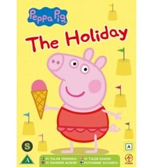 Peppa Pig Vol 12 - The Holiday - DVD