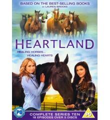 Heartland: Series 10 (5-disc) - DVD