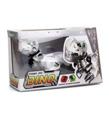 Silverlit - Train my Dino - Hvid (88482B)