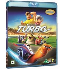 Turbo (Blu-Ray)