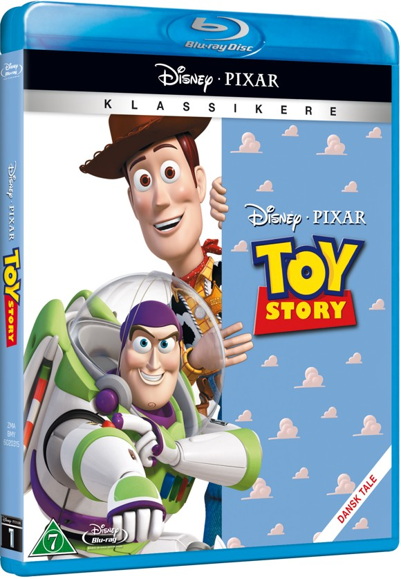 Toy Story Pixar #1