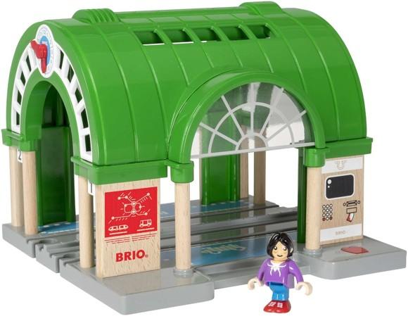 BRIO - Central Train Station (33649)