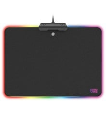 DON ONE - AMATO Hard Surface LED Mousepad