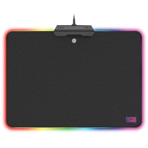 DON ONE - AMATO Mousepad LED - Hard surface Gaming Mousepad