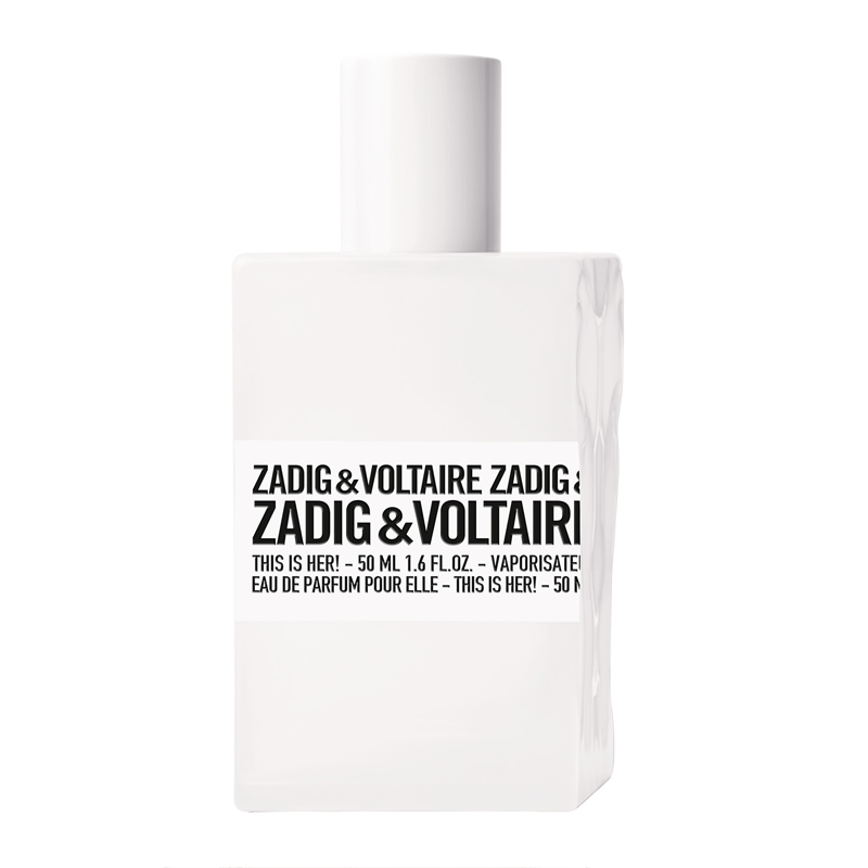 ZADIG & VOLTAIRE - This is Her  EDP 50 ml