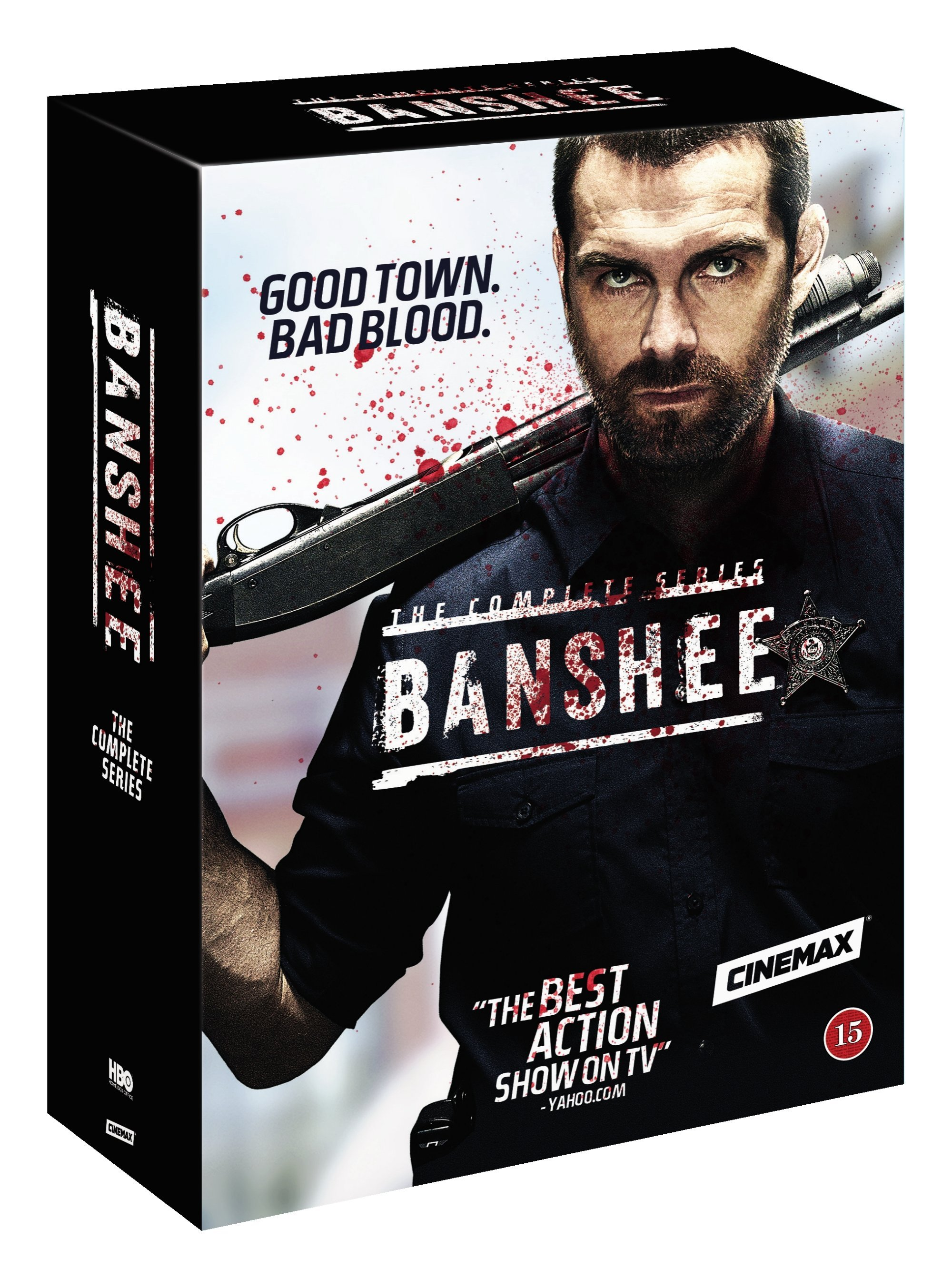 Banshee - Complete Series - DVD
