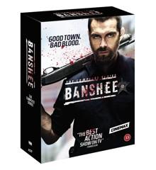 Banshee - Den Komplette Serie - DVD