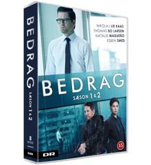Bedrag: Sæson 1 & 2 - DVD
